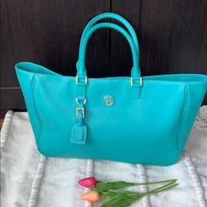 Large Tory Burch Roslyn Tote